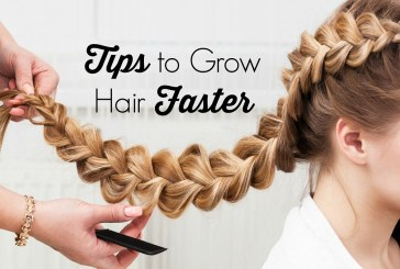 Tips To Grow Hair Faster